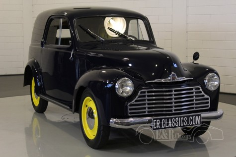 Simca 6 Fourgonette 1950 kaufen