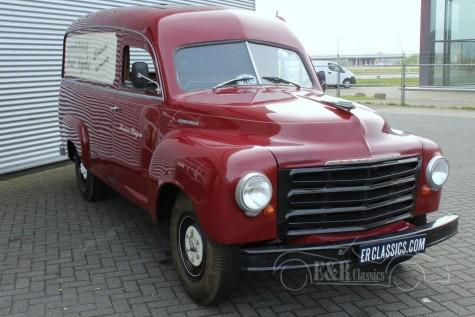 Studebaker R10 Panel Van 1950  kaufen