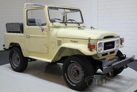 Toyota Landcruiser FJ40 1983  kaufen