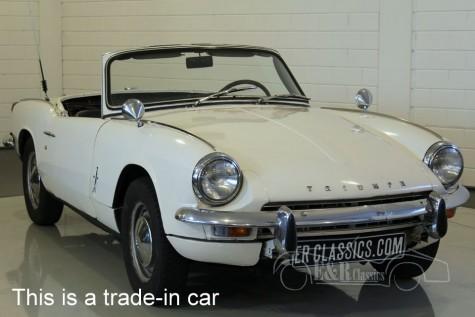 Triumph Spitfire MK3 cabriolet 1968 kaufen