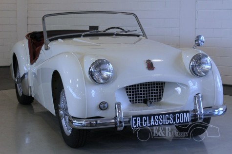 Triumph TR2 roadster Long Door 1954 kaufen