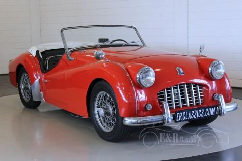 Triumph TR3 cabriolet 1957  kaufen