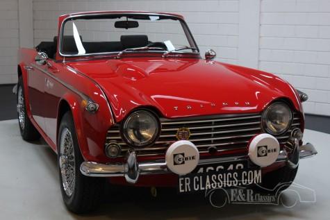 Triumph TR4A IRS 1966  kaufen