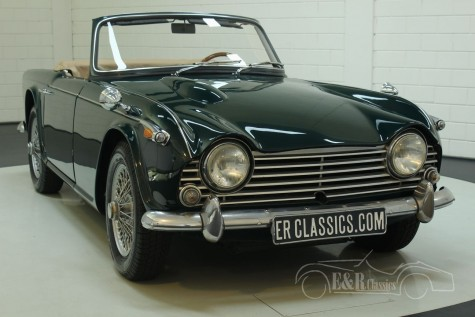 Triumph TR4 A IRS 1967  kaufen