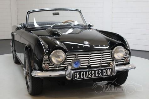 Triumph TR4 Overdrive 1963  kaufen