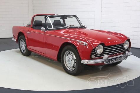 Triumph TR4A IRS kaufen