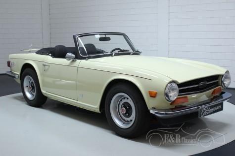 Triumph TR6 1970  kaufen