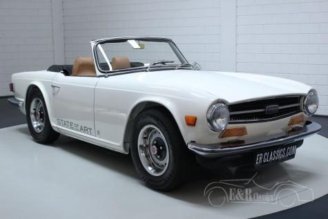 Triumph TR6 1972  kaufen