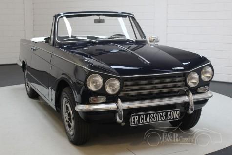 Triumph Vitesse kabriolett 1970 kaufen