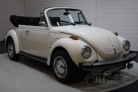 Volkswagen 1303LS convertible 1978 kaufen