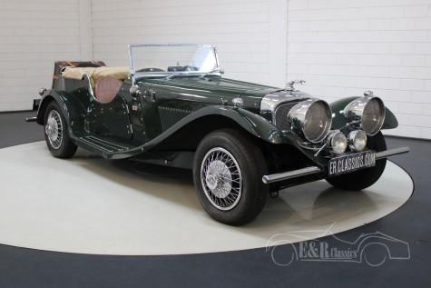Jaguar SS 100 Replica kaufen