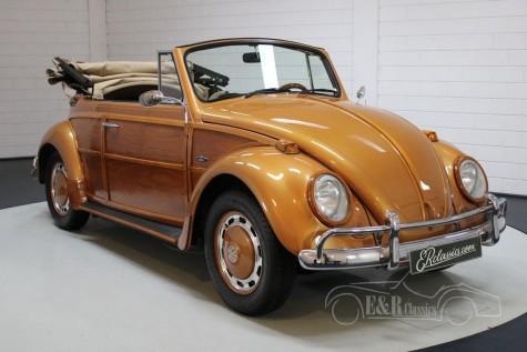 Volkswagen Beetle Woody convertible 1966 kaufen
