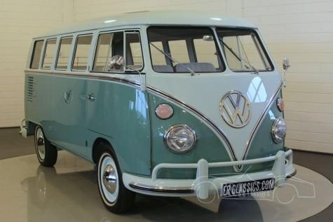 Volkswagen T1 Deluxe 1964  kaufen