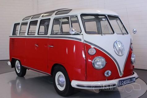 Volkswagen T1 Samba 1966 kaufen