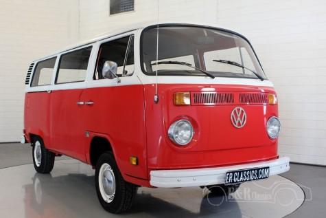 Volkswagen T2 B 1973  kaufen