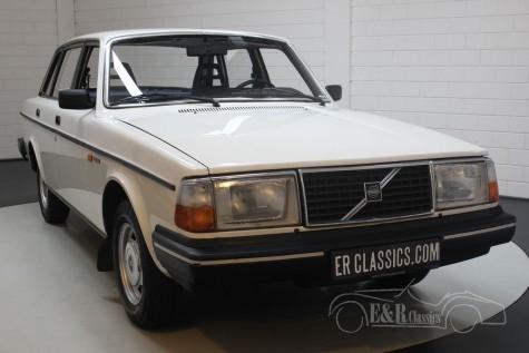 Volvo 240 DL Limousine 1985 kaufen