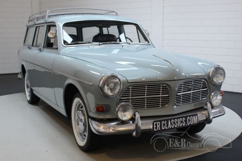 Volvo Amazon Kombi 1965  kaufen