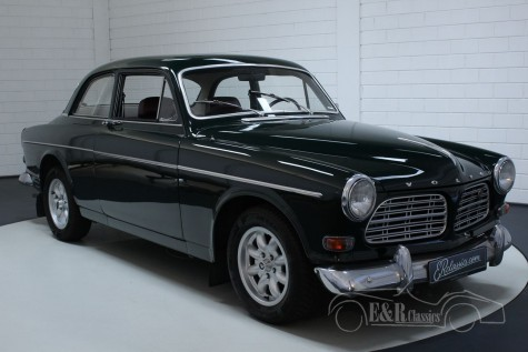Volvo Amazon overdrive dark green 1968 kaufen
