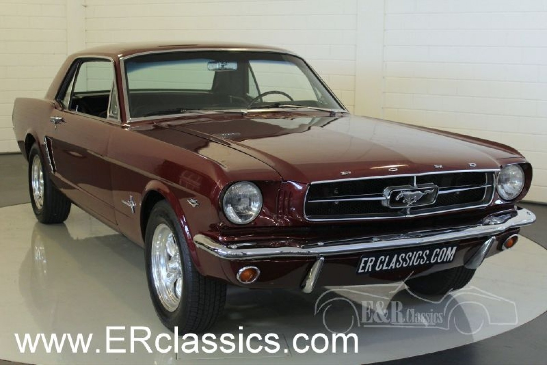 Ford mustang coupe 1965 alle fotos ansehen