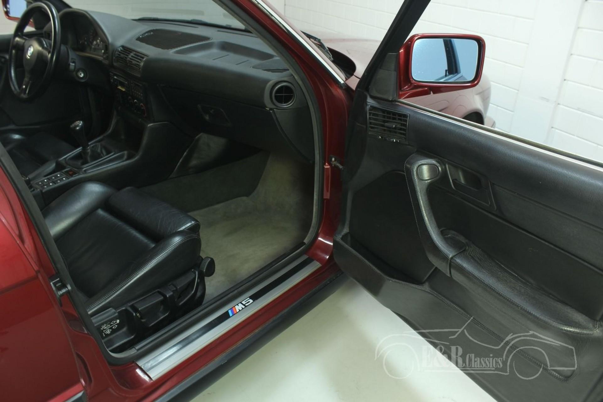 Bmw M5 E34 Sedan 1992 Zum Kauf Bei Erclassics