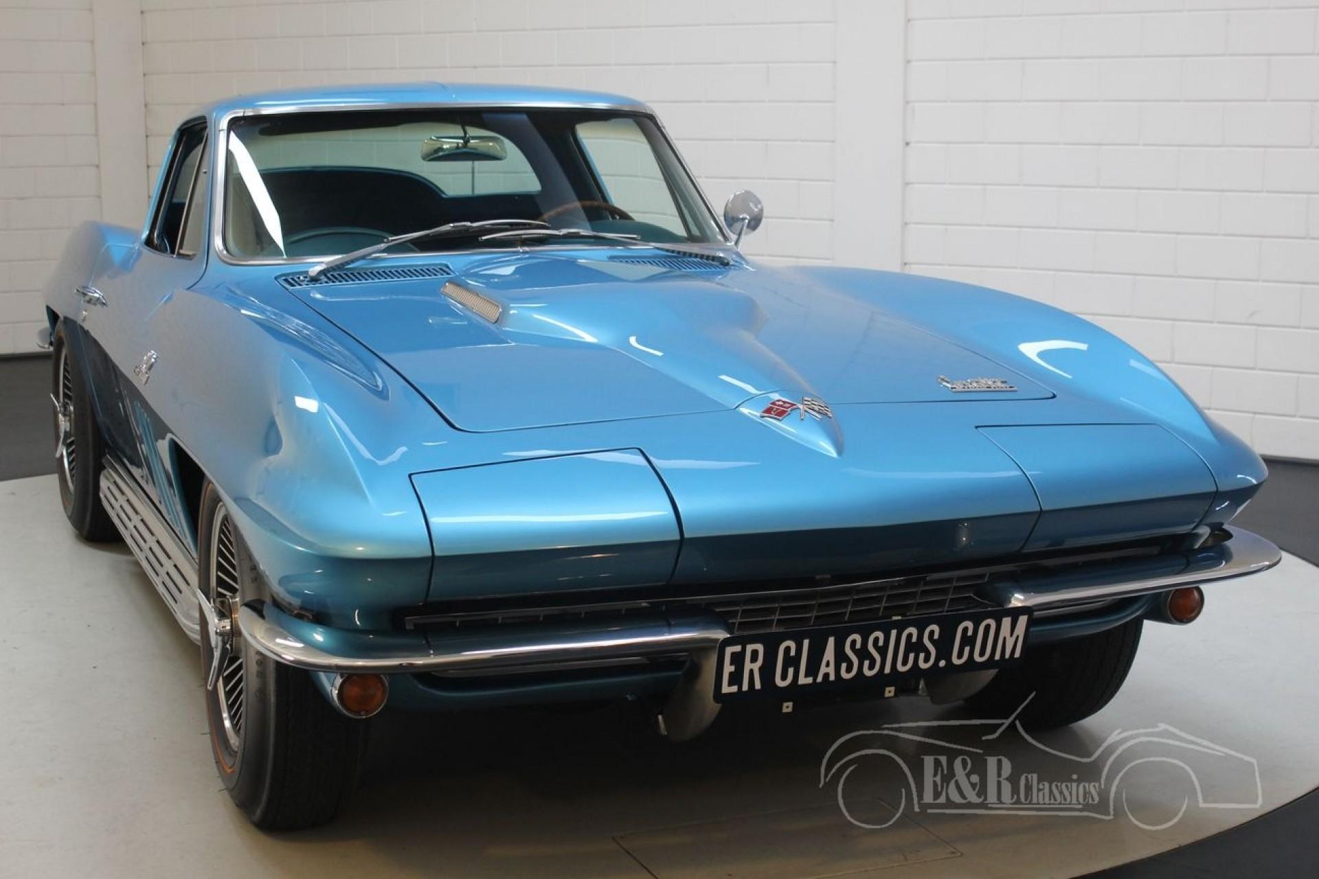 Chevrolet Corvette C2 1966 Zum Kauf Bei Erclassics