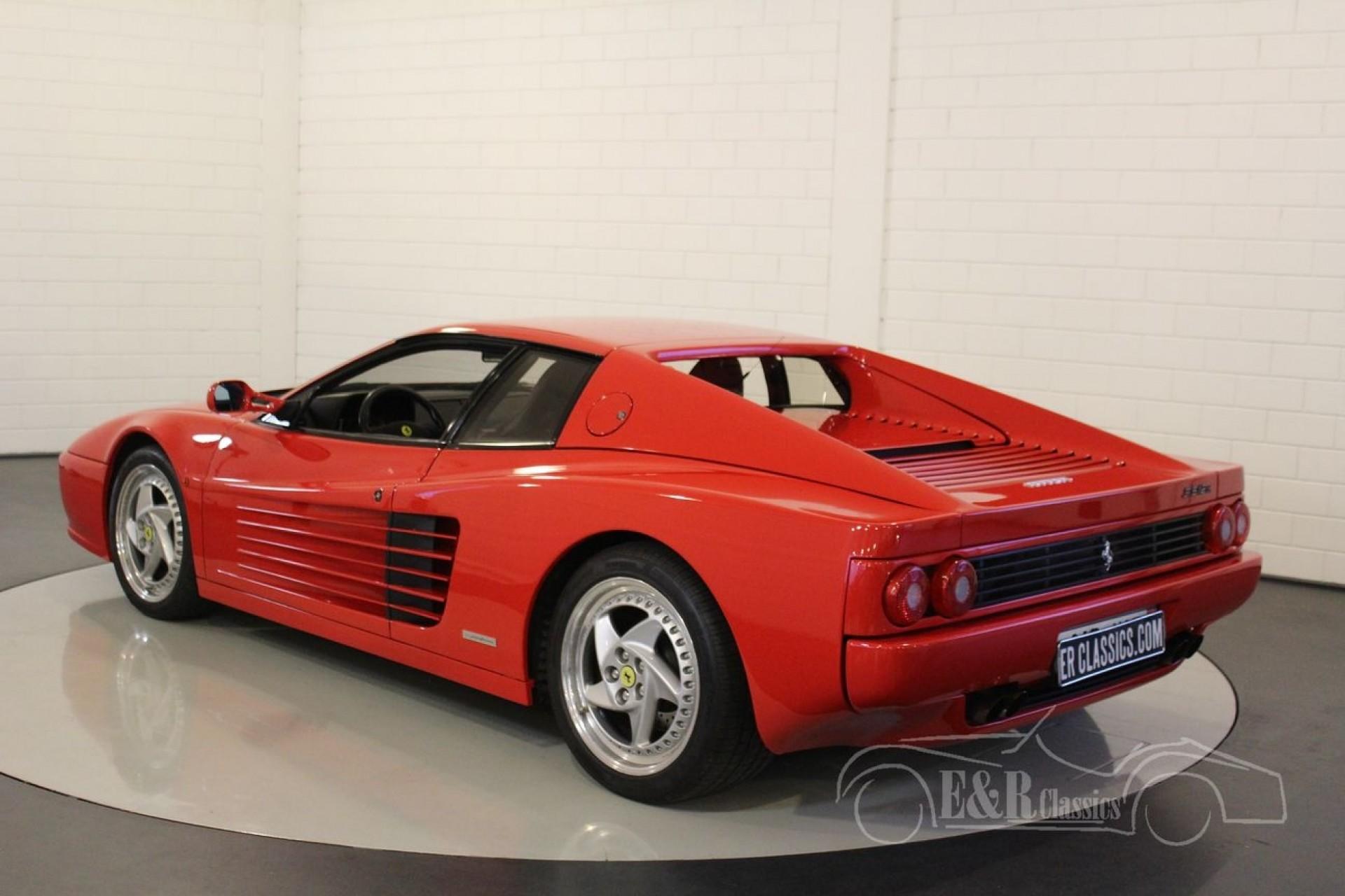 Ferrari F512 M 1994 Zum Kauf Bei Erclassics