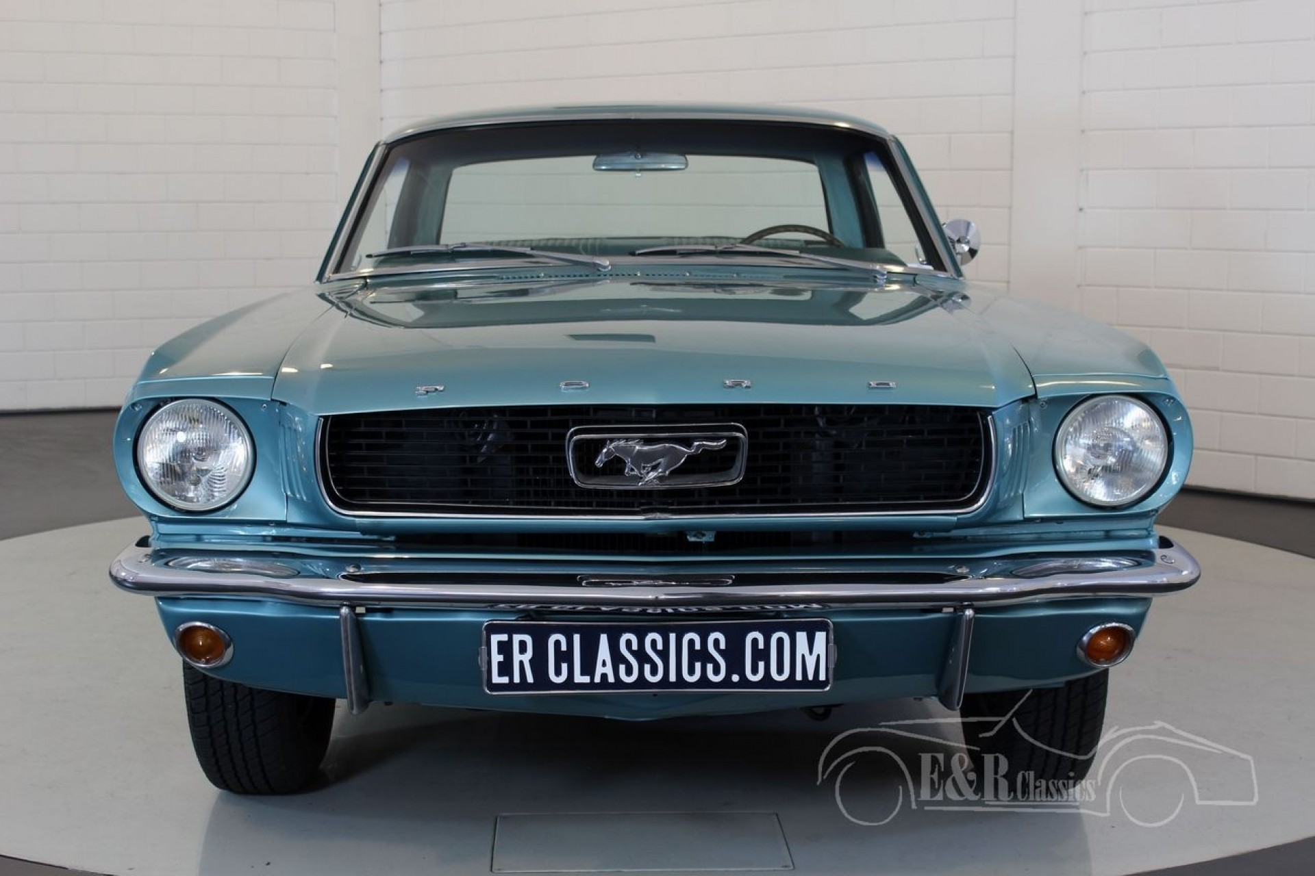 Ford Mustang Coupe C Code V8 1966 zum kauf bei ERclassics