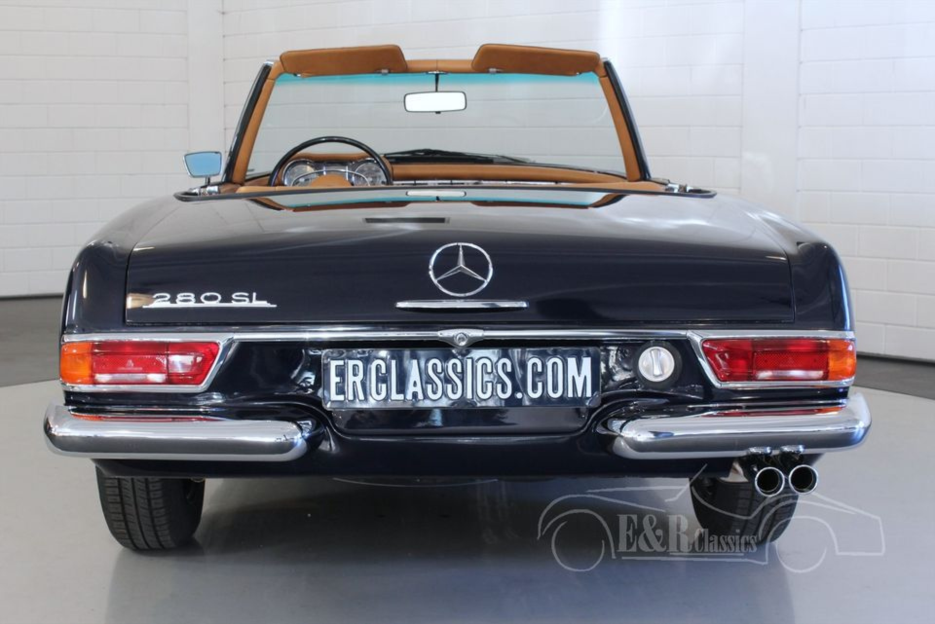 mercedes benz 280 sl pagode 1968 zum kauf bei erclassics. Black Bedroom Furniture Sets. Home Design Ideas