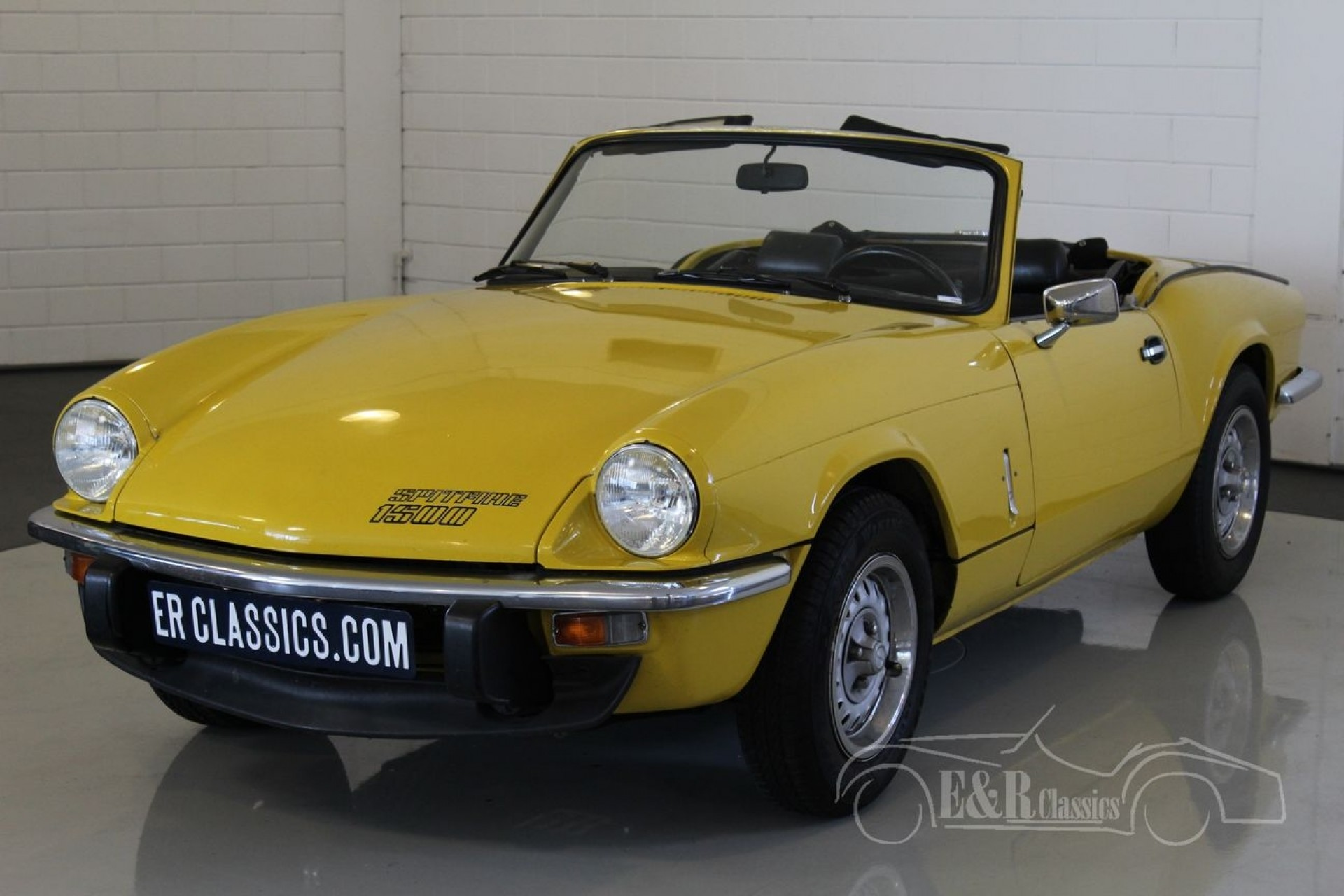 triumph spitfire 1500 tc 1978 zum kauf bei erclassics. Black Bedroom Furniture Sets. Home Design Ideas