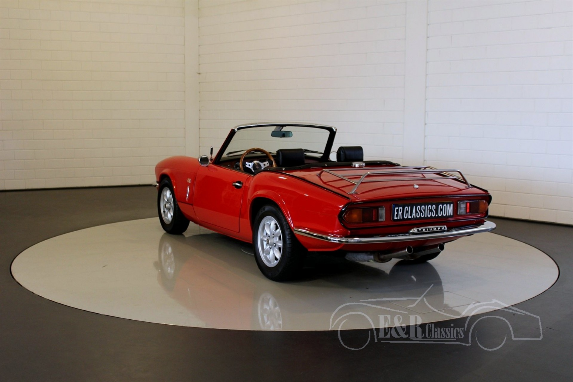 triumph spitfire 1500tc 1978 zum kauf bei erclassics. Black Bedroom Furniture Sets. Home Design Ideas