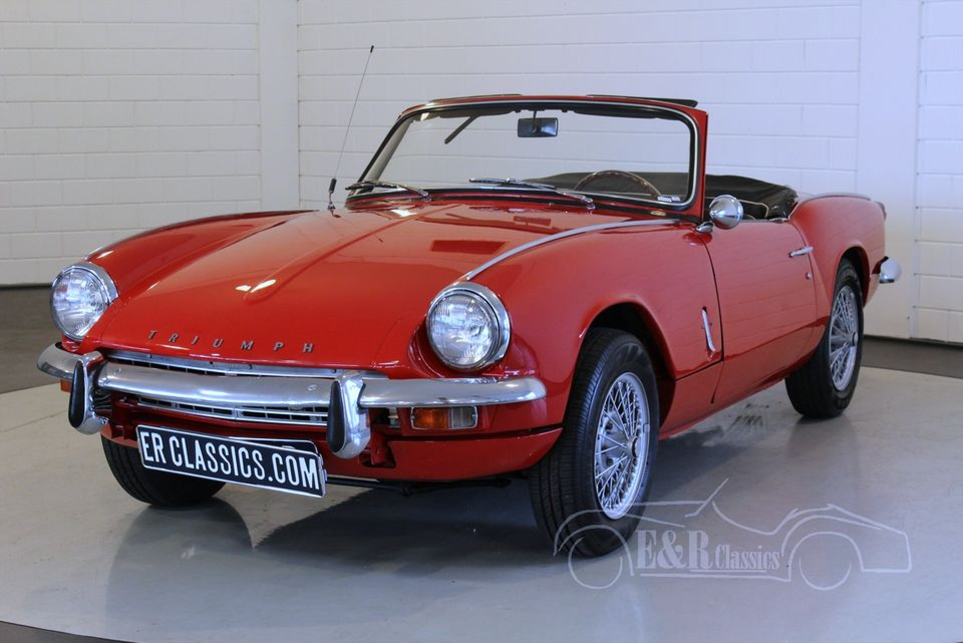 triumph spitfire mk3 1969 zum kauf bei erclassics. Black Bedroom Furniture Sets. Home Design Ideas