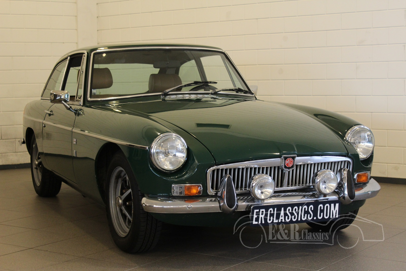 MG MGB GT Coupe
